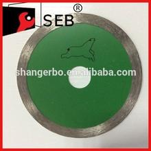 1000mm seb good quality diamond segmented type diamond saw blade with flange for cutting granite