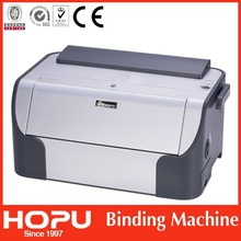 Automatic Plastic Comb Commercial Book Binding Machine