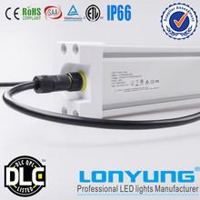 DLC ETL For Super Market Lighting 85-265V AC 1200mm 1300LM-1400Lumens 14W LED T5 Tube t8 batten lamp