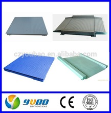 electronic 3 ton 3000kg floor weighing scale manufacturer