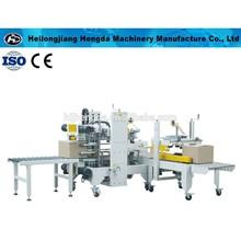 Automatic side corner case sealing machine H Shape/paper machine