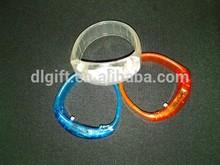 2015 new product wholesale party supplies Led Flashing Bracelets,led bracelet