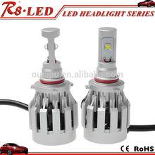 led head light 9005 DC 12-24V 3HL all in one 4000lm/set 40w car led headlight bulb