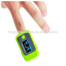 Colors OLED Fingertip Pulse Oximeter - Spo2 PR Monitor Finger pulsoximeter
