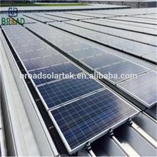 50kw Off Grid Solar Power System, Solar System for Home Use, Adjustable Solar Power System for Flat Roof