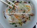 Con sistema de haccp/iso venta al por mayor de longkou asiático ensalada de recetas fáciles