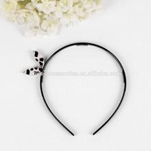Bulk hair accessories tie knot baby girl headband