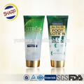 70ml cosméticos de plástico/pe tubos redondos y tubos para el envasado de crema