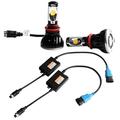 nouveau produit voiture phare de led kit lumière élevée h11 24w 2400lm phare de voiture conduit