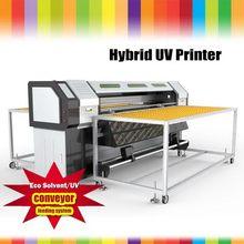 Excellent quality antique large format metal uv printer