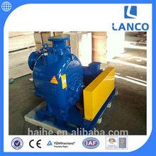 100mm self priming water pump