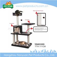 China high quality cat scratch outdoor cat furniture