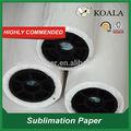 Papel de la sublimación transferencias, de transferencia de calor de sublimación papel 100g