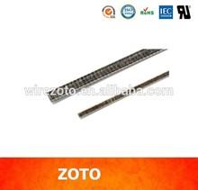 Solid Conductor Type and Fiberglass Insulation Material fiberglass