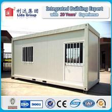 low cost porta cabin/portacabin/prefab kit homes designs for living
