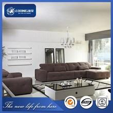 fashionable cheap purple velvet sofa