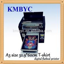 T shirt printing machine A3+size, inkjet printer in good quality