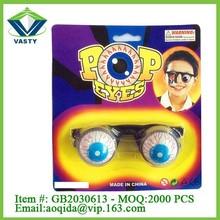 plastic children party joke toys halloween eyes