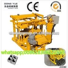 Haiti sand and cement,block making machine price 3000 4000/ qt40-3a manual concrete construction machine
