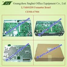 Printer Spare Parts Laserjet M601DN printer Formatter Board Logic Card Main Board CE988-67906