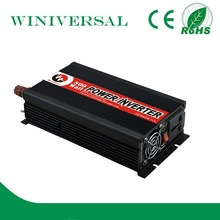 Home appliances and personal computer fitted 12V to 220V 800w inverter
