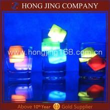 30MM Plastic Dice Glow Ice Cubes