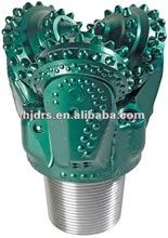 "8 1/2"" iadc code 537 tricone wear resistance diamond drill bit rotary drilling rig rocks bits"