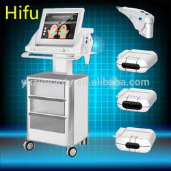 the Most Popular Verticle Ultrasound Skin Beuaty Equipment Hifu Korea on Big Promotion