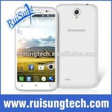Original Lenovo A850i A850 5.5 inch IPS MTK6582m Quad Core mobile phone 1GB RAM 8GB ROM 5mp Android 4.2 GPS Multi Language