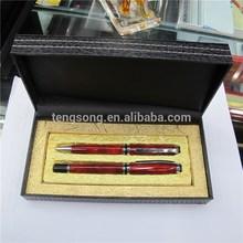 High-grade red copper pen sets ,promotional pen gift sets, pen gift setsTS-p00039