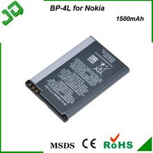 Rechargeable 1500mAh BP-4L for Nokia N97/E72/E52/E71/E71X/E63/E61i/E90/6760S/E55/E95/6650/6650/6790/E6-00/N810/N9