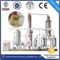 حار بيع آلة إعادة تدوير زيت المحركات المستخدمة/ مصنع تقطير النفط