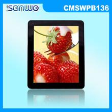 8GB flash 9.7 inch MTK8382 Tablet PC with HDMI 3G WCDMA phone dual sim slots wifi bluetooth gps fm g-sensor