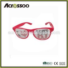 New Eyewear Ladies Women's Fashion Designer Sunglasses,Customized Branded Pinhole Sun glasses