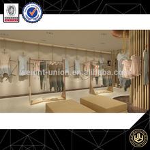 ladies shop decoration design for women clothes store