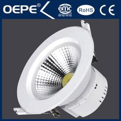ISO9001 approval manufacturer 12v led down light 70W CE approved