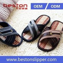 2015 summer hot selling bamboo arabic chappal slipper
