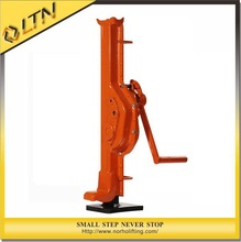 High Quality CE GS Approved 1.5-25 Ton Transmission Mechanical Lifting Jack/car lift rolling jack