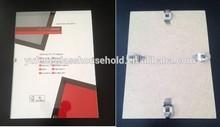 Clip picture frames E1 degree MDF backboard with paper corner caps