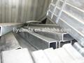 q235 cuadrados de tubos de acero y tubos