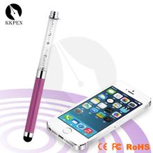 Shibell hb pencil fiber stylus engraved pen light