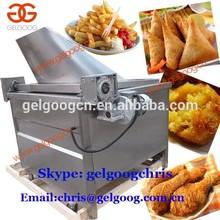 Semi automatic French fries frying machine/machine frying potato/frying machine for fries