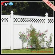 Villa Decortive PVC Garden Border Fence