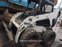 used mini skid steer loader bobcat loader s185 Japan original for sale