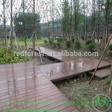 Top selling wood plastic composite decking modern decking tiles,waterproof WPC outdoor floor
