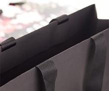 Rope / ribbon / grosgrain handle luxury carriers