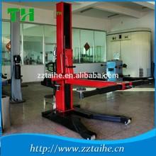 Hydrauli Single Post Portable Lift TAIHE-DZ3TA 2.5Tons China 2015