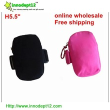 New products mobile phone holder,sport wrist bag ,mobile phone accessory