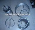 Aço inoxidável de água quente bobinas de dobra
