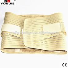 curved breathable lumbar belt, back belt for men only